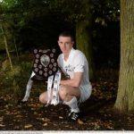 Kildare captain Mark Delaney ahead of the Bord Gáis Energy GAA Hurling under-21 B Final