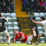 Kildare rode their luck against Cork