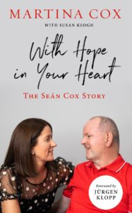 Kildare broadcaster pens touching new book