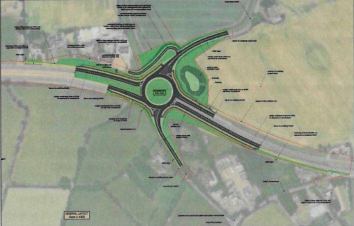 Kildare Nationalist — New €3m interchange planned for Kildare's most dangerous junction